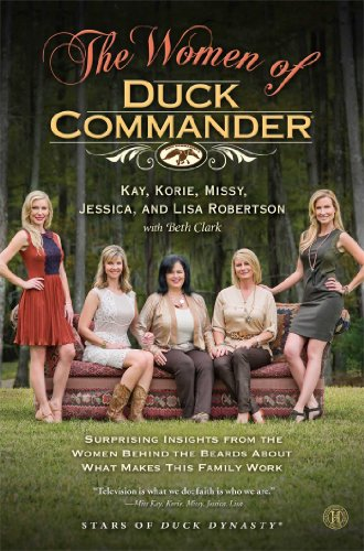 9781594155062: The Women of Duck Commander: Suprising Insights from the Women Behind the Beard About What Makes This Family Work (Christian Large Print Originals)