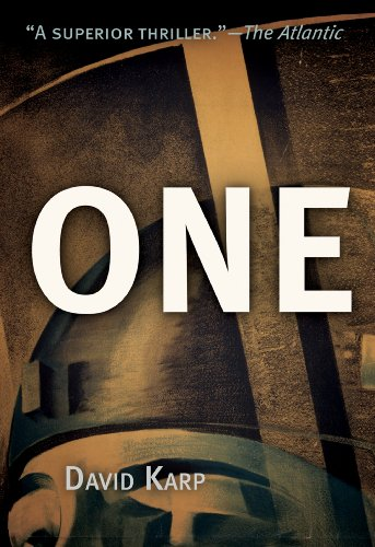 9781594161285: One (1953) (America Reads: Rediscovered Fiction and Nonfiction from Key Periods in American History)