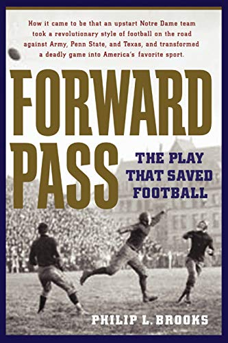 9781594162169: Forward Pass: The Play That Saved Football