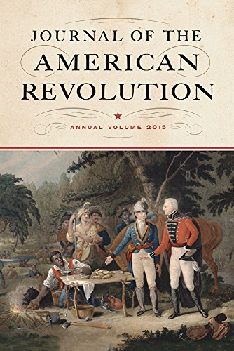 Journal of the American Revolution (Hardcover): Todd Andrlik