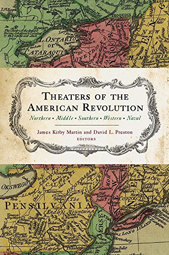 9781594162756: Theaters of the American Revolution