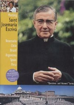 9781594170515: Meeting Saint Josemaria Escriva DVD