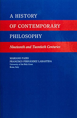 9781594171406: A History of Contemporary Philosophy