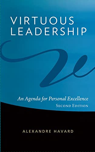 9781594172045: VIRTUOUS LEADERSHIP