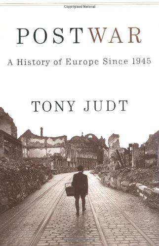 9781594200656: Postwar: A History of Europe Since 1945