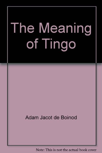 9781594200878: The Meaning of Tingo