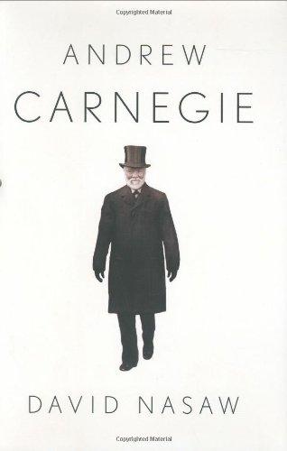 Andrew Carnegie: Nasaw, David