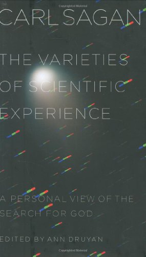 9781594201073: The Varieties of Scientific Experience: A Personal View of the Search for God
