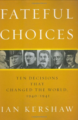 9781594201233: Fateful choices