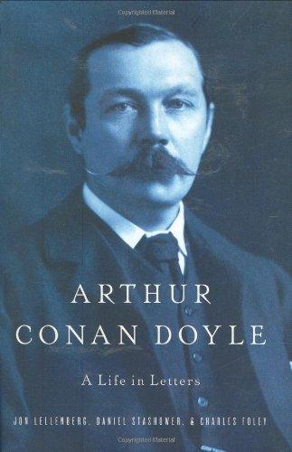 """Arthur Conan Doyle """" A Life In Letters """" :: Vaccaro, Clair Naylon & Sir Arthur Conan ..."""