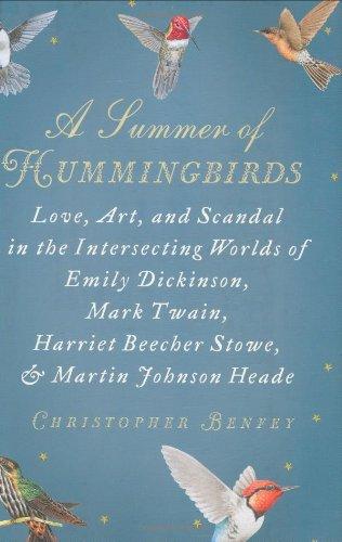 9781594201608: Summer of Hummingbirds