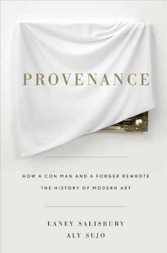 9781594202209: Provenance [US EDITION PLEASE SEE THE UK EDITION