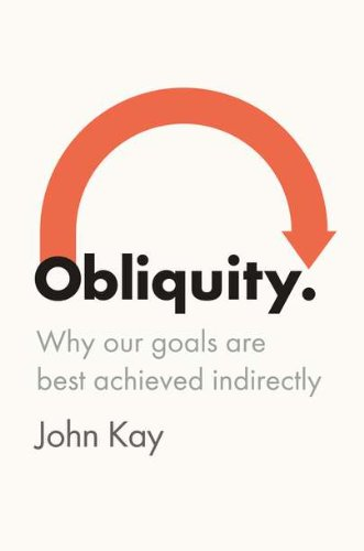 9781594202780: Obliquity: Why Our Goals Are Best Achieved Indirectly