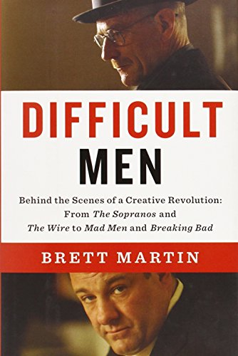 9781594204197: Difficult Men: Behind the Scenes of a Creative Revolution: from the Sopranos and the Wire to Mad Men and Breaking Bad