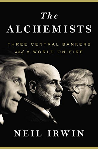 9781594204623: The Alchemists: Three Central Bankers and a World on Fire