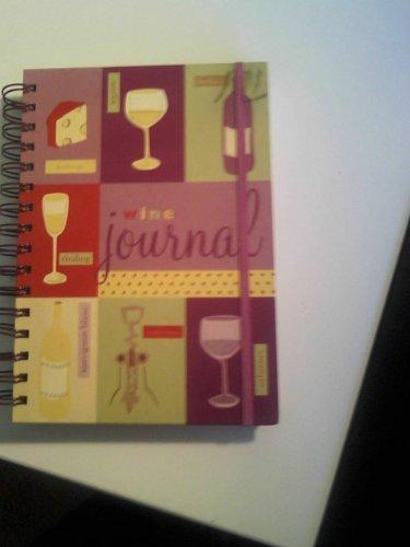 9781594248399: Wine Journal, Spiral Bound