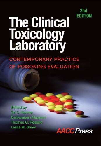 9781594251542: The Clinical Toxicology Laboratory: Contemporary Practice of Poisoning Evaluation, 2nd Edition