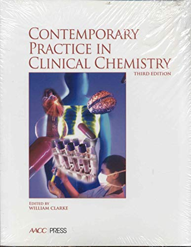 9781594251894: Contemporary Practice in Clinical Chemistry, 3rd Edition