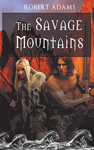 The Savage Mountains: Adams, Robert