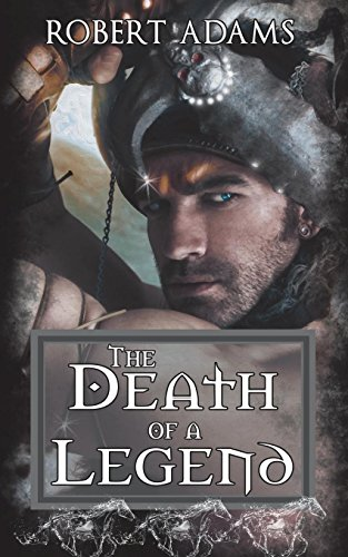 9781594262739: A Death of A Legend (Horseclans) (Volume 8)