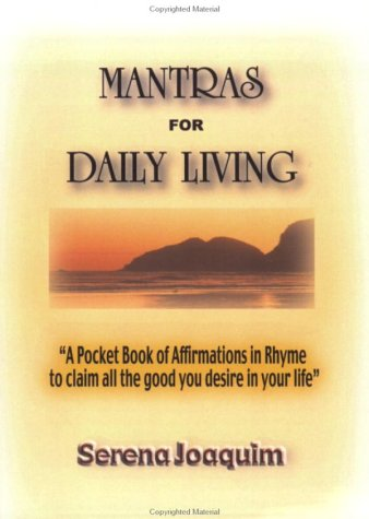 9781594270178: Mantras for Daily Living: