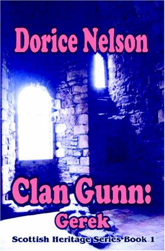 9781594311901: ClanGunn:Gerek: Scottish Heritage Series