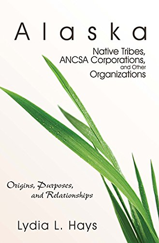 9781594335419: Alaska Native Tribes, ANCSA Corporations, and Other Organizations