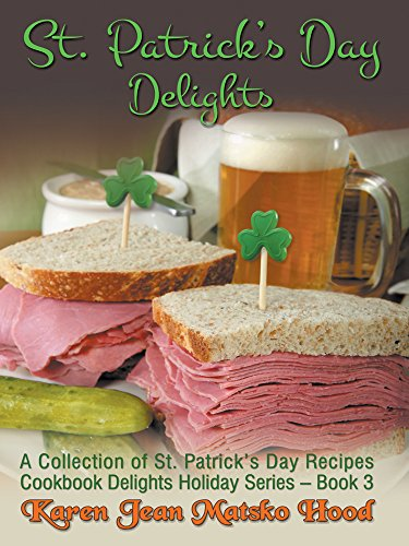 9781594340888: St. Patrick's Day Delights Cookbook: A Collection of St. Patrick's Day Recipes (Cookbook Delights Series)