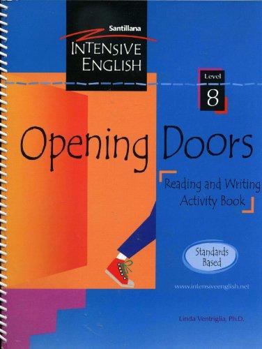 Opening Doors (Reading and Writing Activity Book: Ph.D. Linda Ventriglia