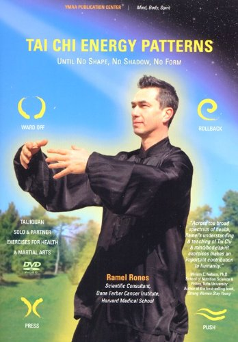9781594390524: TAI CHI ENERGY PATTERNS ~ NEW 2-DVD SET