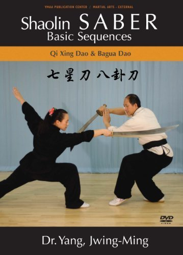 9781594390616: Shaolin Saber Basic Sequences (YMAA Kung Fu Weapons) DVD
