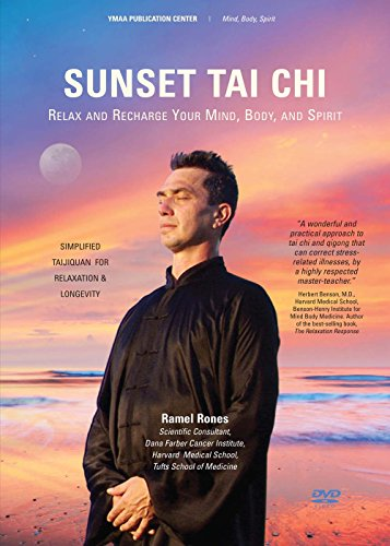 9781594390760: Sunset Tai Chi: Relax and Recharge Your Mind, Body, and Spirit