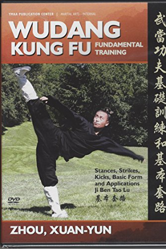 9781594391316: Wudang Kung Fu Fundamental Training, Sequence, and Martial Applications [DVD]YMAA publication