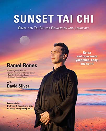 9781594392122: Sunset Tai Chi: Simplified Tai Chi for Relaxation and Longevity