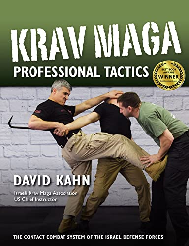 9781594393556: Krav Maga Professional Tactics: The Contact Combat System of the Israeli Martial Arts