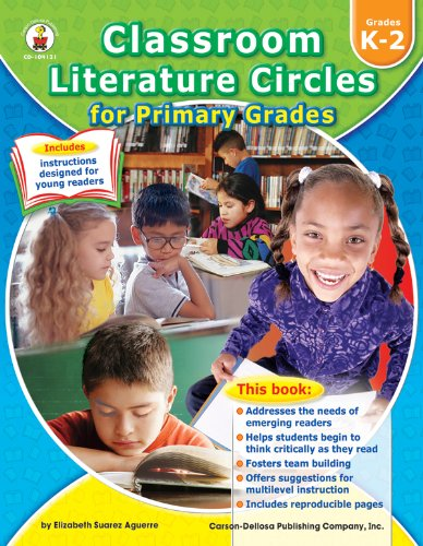 9781594412479: Classroom Literature Circles for Primary Grades
