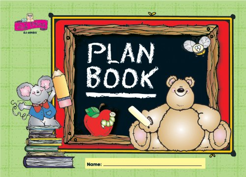DJ Inkers Plan Book: Hook, Dianne J.
