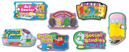9781594416255: Center Signs Mini Bulletin Board Set