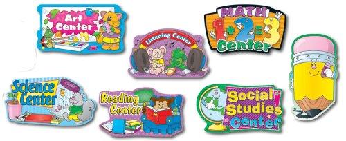 9781594416255: Center Signs Mini Bulletin Board Set