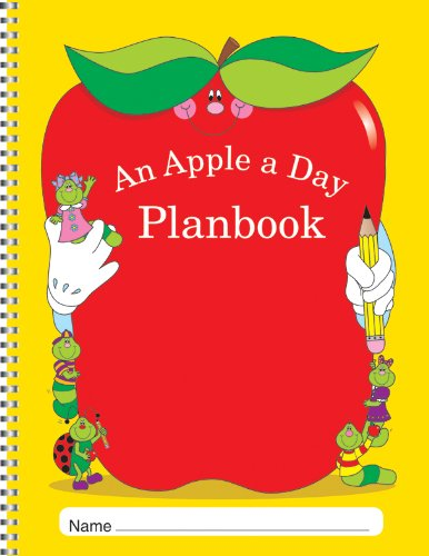 9781594416729: An Apple a Day Planbook