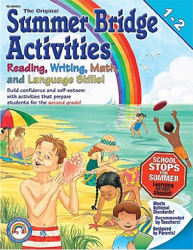 9781594417276: Summer Bridge Activities: 1st to 2nd Grade