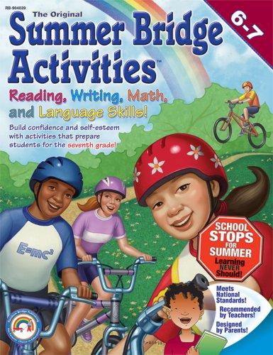 9781594417320: Summer Bridge Activities: 6th to 7th Grade