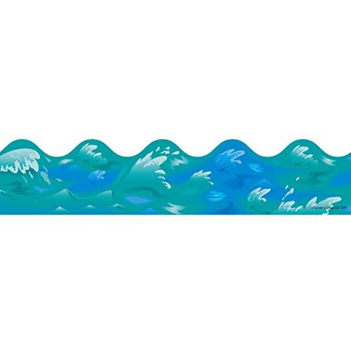 9781594419348: Ocean Waves Scalloped Borders