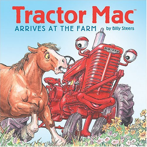 9781594450426: Tractor Mac Arrives at the Farm