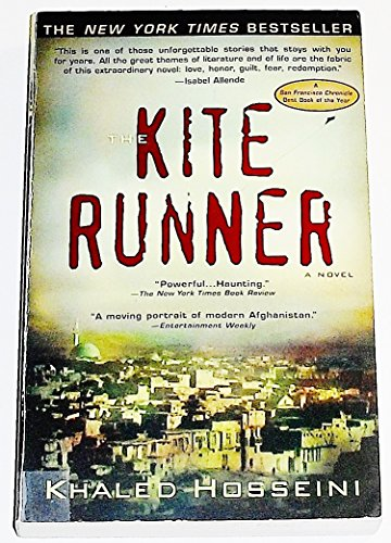 [signed] The Kite Runner