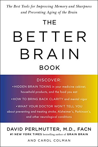 9781594480935: The Better Brain Book: The Best Tool for Improving Memory and Sharpness and Preventing Aging of the Brain
