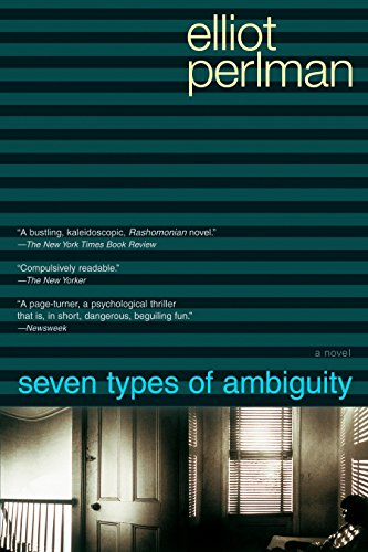 9781594481437: Seven Types of Ambiguity