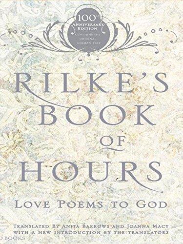9781594481567: Rilke's Book of Hours: Love Poems to God