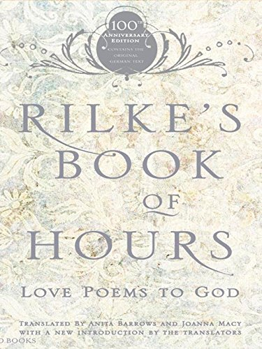 9781594481567: Rilke's Book of Hours: Love Poems to God
