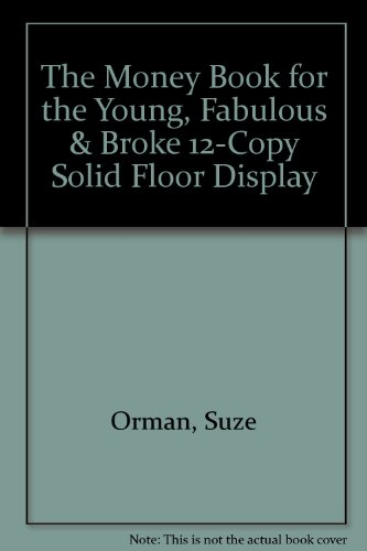 9781594482298: The Money Book for the Young, Fabulous & Broke 12-Copy Solid Floor Display